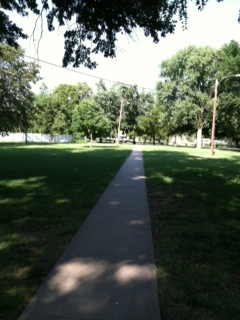 Bike Trail Athletic Park 2